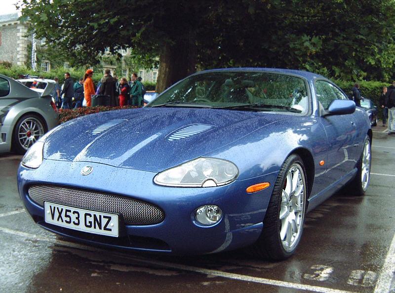 2002 jaguar xkr specs