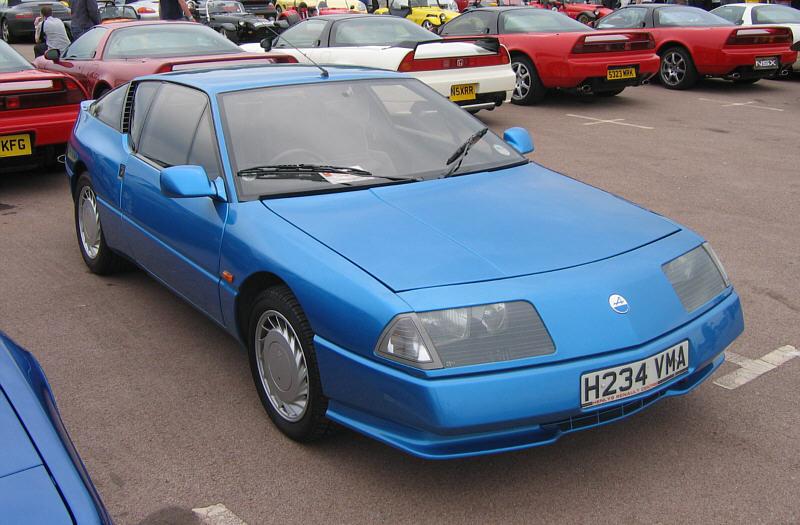 Renault Alpine GTA Turbo review, specs, stats, comparison, rivals