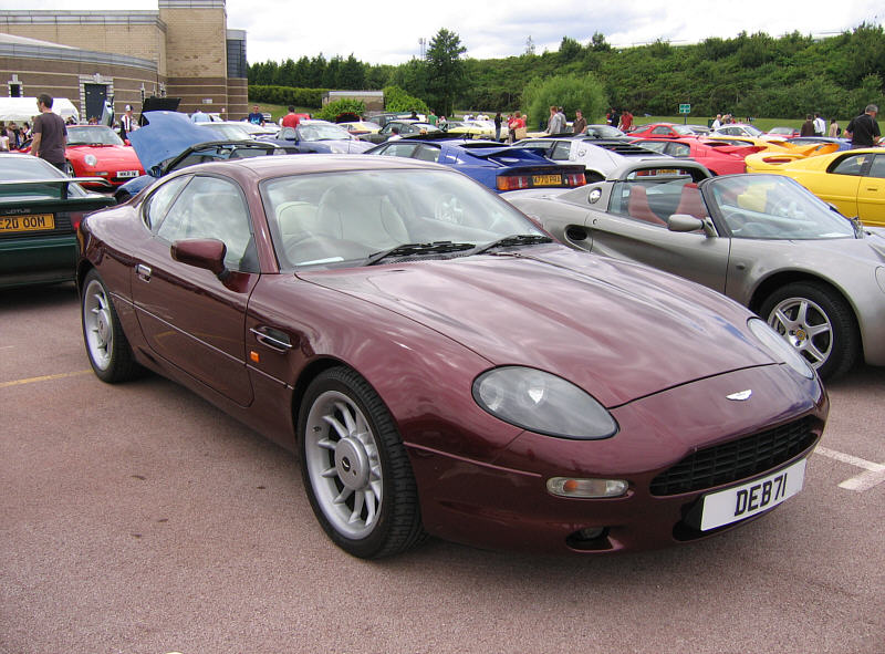 Aston Martin Db7 Review Specs Stats Comparison Rivals Data Details Photos And Information On Supercarworld Com