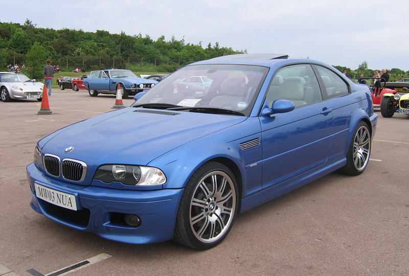 Bmw M3 E46 By Mike Webb At Supercarsunday06