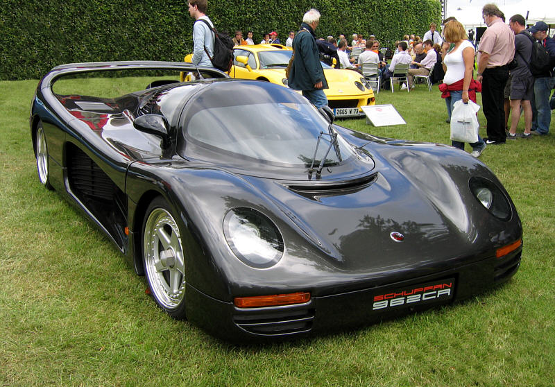 Schuppan 962cr Information On Supercarworld Com