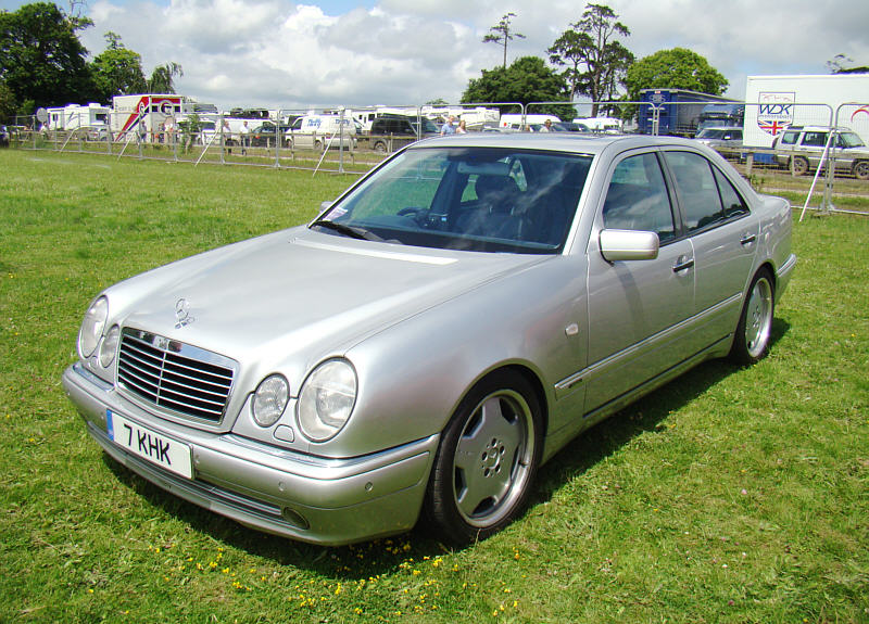 Mercedes E55 AMG review, specs, stats, comparison, rivals