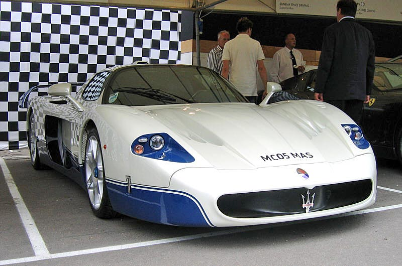 maserati mc12 information on. Black Bedroom Furniture Sets. Home Design Ideas