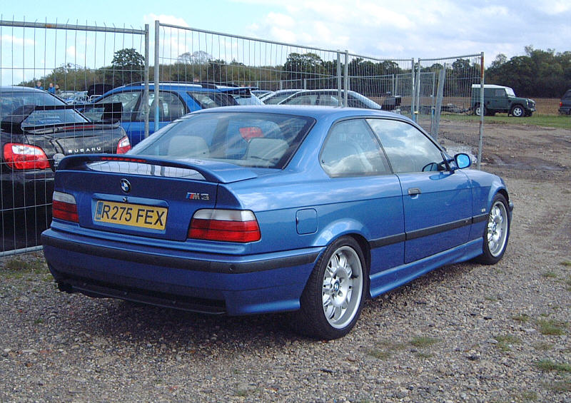 BMW M3 (E36) review, specs, stats, comparison, rivals, data, details ...