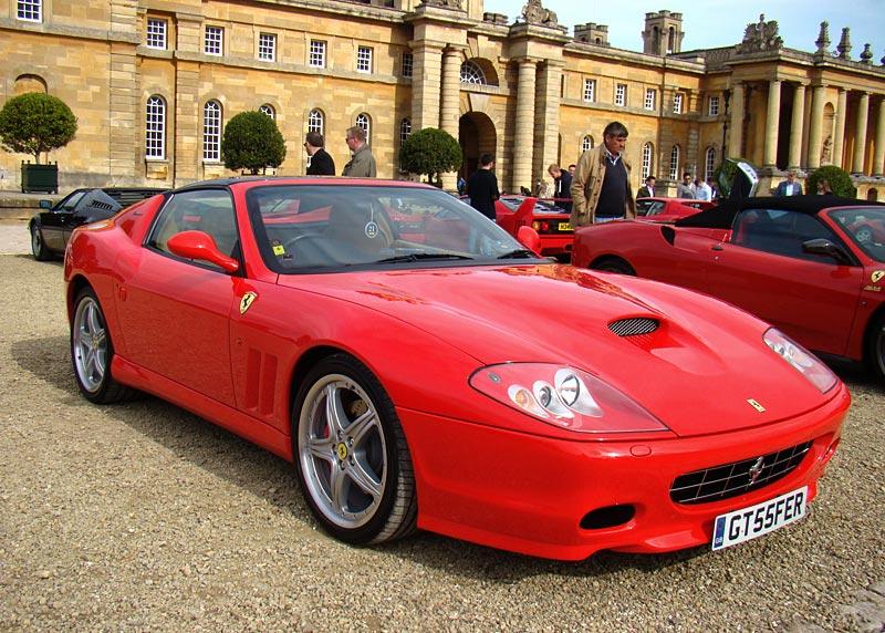 Ferrari 575 Superamerica Review Specs Stats Comparison Rivals