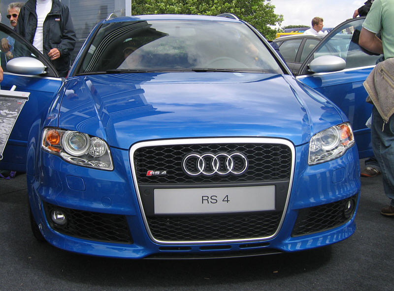 Audi Rs4 B7 Review Specs Stats Comparison Rivals Data
