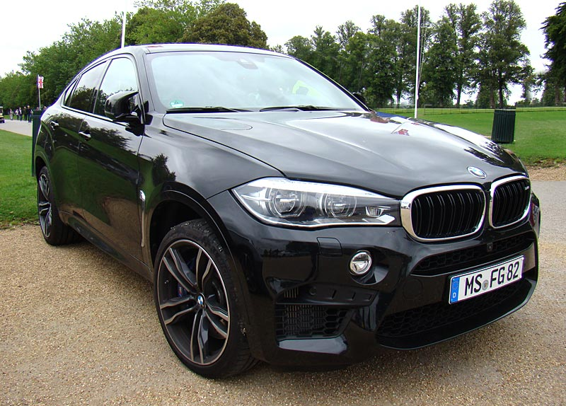 Bmw X6m Information On Supercarworld Com