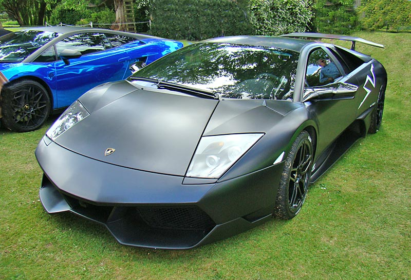 Lamborghini Murcielago Lp670 Sv Review Specs Stats Comparison