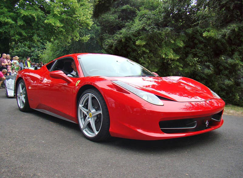 Ferrari 458 Italia Information On Supercarworld Com