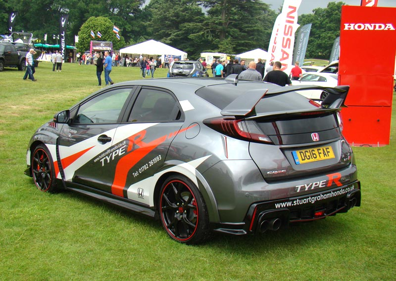 Honda Civic Type R Gen Information On Supercar World Com