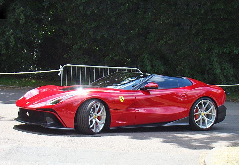 Ferrari F12 TRS review, specs, stats, comparison, rivals