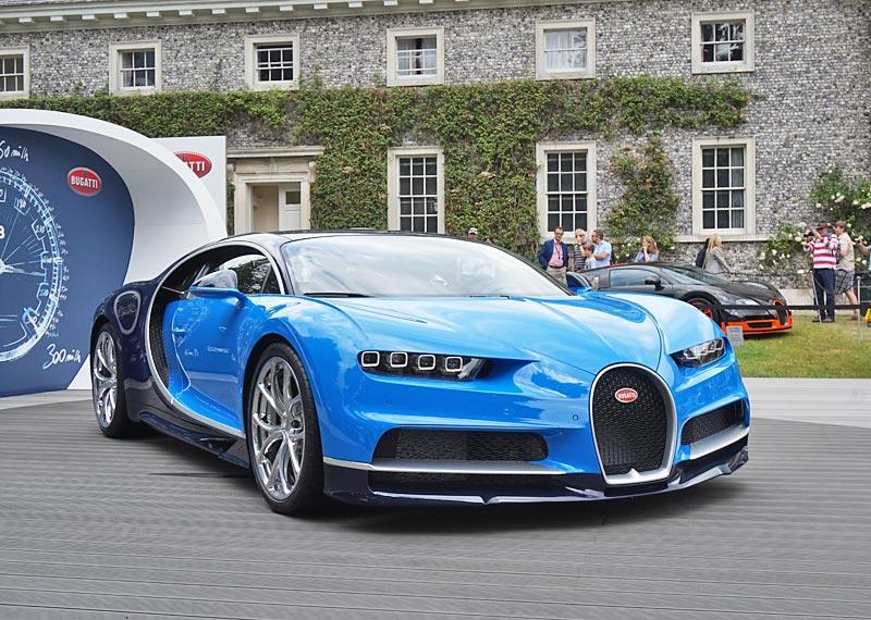 Bugatti Chiron Review Specs Stats Comparison Rivals Data
