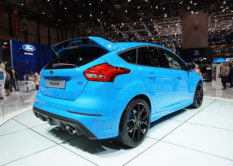 Ford Focus Rs Mk Iii Review Specs Stats Comparison Rivals