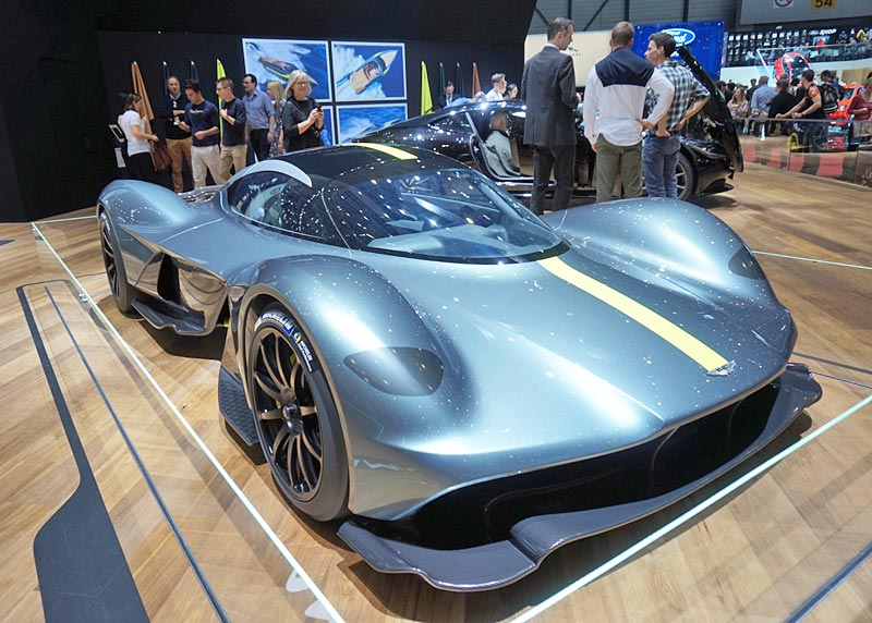 Aston Martin Valkyrie Review Specs Stats Comparison
