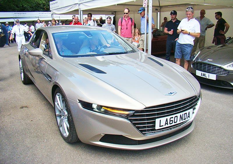 Aston Martin Lagonda Taraf Review Specs Stats Comparison Rivals