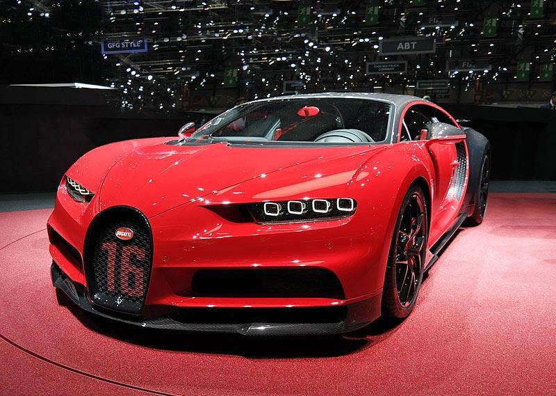 Bugatti Chiron Sport review, specs, stats, comparison